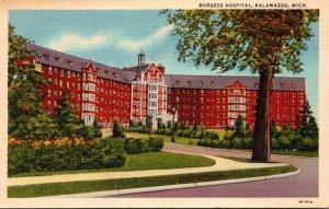 Michigan Kalamazoo Borgess Hospital 193 Curteich