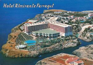 Spain Hotel Almirante Farragut Menorca
