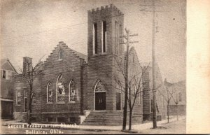 Ohio Belleaire Second Presbyterian Church 1906