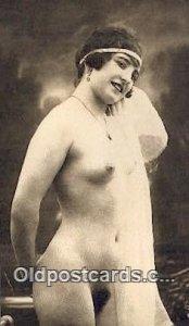 Reproduction Nude Nudes Postcard Postcards # 43 Unused