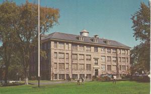 KINGSTON, Rhode Island, 50-60s; Bliss Hall, University of Rhode Island