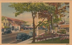 ONSET , Mass. , 1930-40s ; Cape Cod