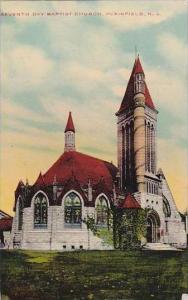 New Jersey Plainfield Seventh Day Baptist Church