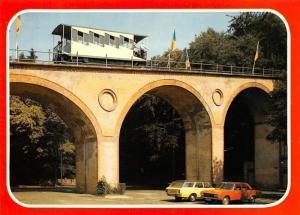 Wiesbaden Nerobergbahn Bruecke Bridge Auto Cars Voitures