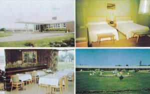 4-Views, Kirkwood Motorist Hotel, Charlottetown, Prince Edward Island, Canada...