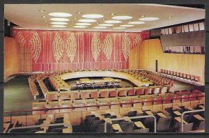 New York, NY - United Nations - Economic & Social Council Chamber - [NY-155]