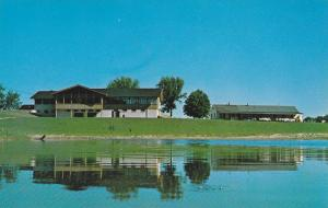 Exterior,  West Bend Country Club,  West Bend,  Wisconsin,   40-60s