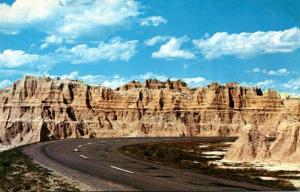 South Dakota Badlands National Monument
