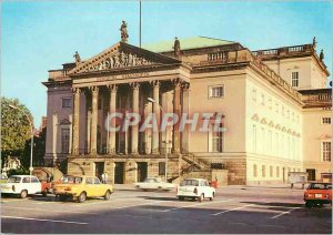 Postcard Modern Berlin Hauptstadt der DDR The German National Opera