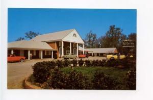 Williamsburg VA Lord Paget Motor Lodge Inn Motel on Postcard