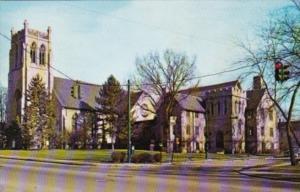 New York East Aurora Baker Memorial Methodist Church