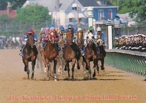 KENTUCKY Derby at Churchill Downs , 1980-90s