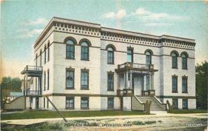 C-1910 Bethesda Hospital Crookston Minnesota TPCO postcard 9086