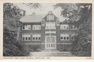 KENTLAND, Indiana, 10-20s; Alexander Kent High School