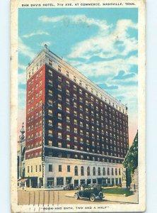W-border HOTEL SCENE Nashville Tennessee TN AE2083
