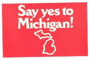 Say Yes To Michigan, 40-60s