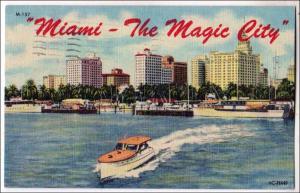 Magic City, Miami Fl