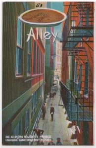 Pie Alley, newsboys Favorite, Boston MA