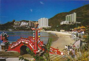 Hong Kong Beaautiful Scenery of Repulse Bay