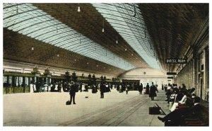 1910's Union Station Concourse Washington D.C. PC2000