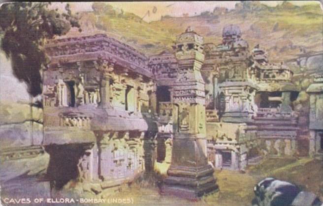India Bombay Caves Of Ellora