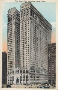 NEW YORK CITY , New York, 1900-10s ; The Equitable Buildings