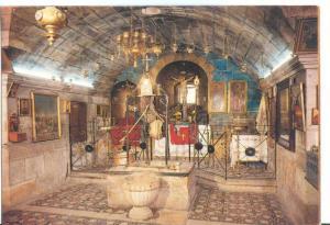 Nablus, Jacob's Well, unused Postcard