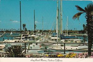 California Long Beach Marina 1981