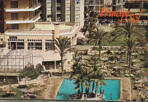 Spain Torremolinos Hotel Principe & Principito Swimming Pool