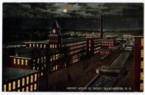 Amory Mills, Manchester NH