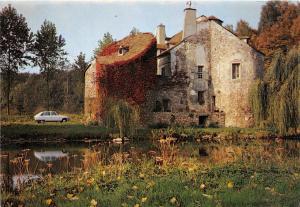 BR30385 St Leu la Foret le chateau de la Chasse France