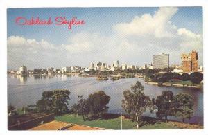 Oakland Skyline, California, 40-60s