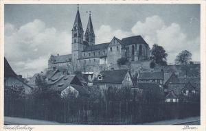 Germany Quedlinburg Dom