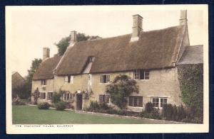 The Thatched House Sulgrave England unused c1920