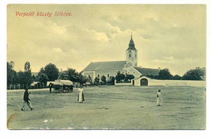 Verpelet Kozseg Latkepe, Eger, Hungary, 1900-1910s