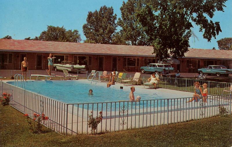 NY - Alexandria Bay. Alexandria Motel
