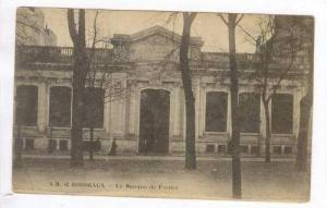BORDEAUX, France, 00-10s .- La Banque de France