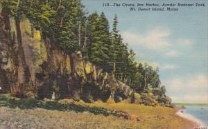 The Ovens Bar Harbor Acadia National Park Mount Desert Island Maine