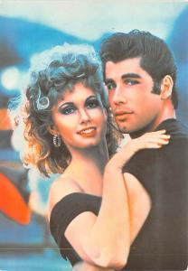 Greese John Travolta, Olivia Newton John
