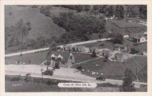 Kentucky Olive Hill Aerial View Camp 60 Dexter Press