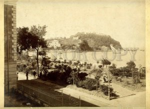 3099500 ITALY Sestri Levante Panorama Grand Hotel CABINET PHOTO