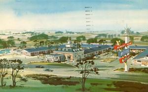 IL - Rockford, Albert Pick Motel