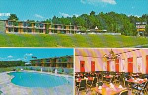 Tennessee Lenoir City King's Inn Motel