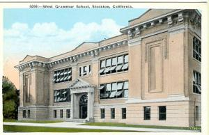 CA - Stockton, West Grammar School