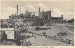 Jama Masjid , India , 1900-10s