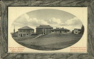 Moscow ID Universrity Campus c1910 Postcard