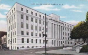 North Carolina Raleigh Chief Justice Building