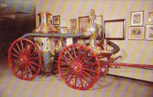 Clapp & Jones 1870 Steam Pumper The American Museum Of Fire Fighting Hudson N...