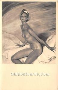 Josephine Baker Black Entertainer Old Vintage Postcard # 6465 Salon de Paris ...