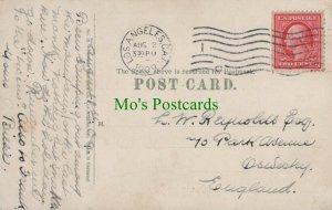 Genealogy Postcard - Reynolds - 70 Park Avenue, Oswestry, England  RF6971